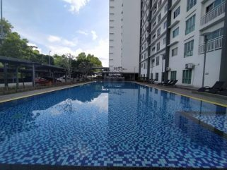 room for rent, single room, puchong, Private room with quiet environment