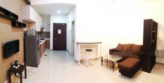 room for rent, studio, persiaran multimedia, Fully Furnished Studio Unit to Rent