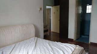 room for rent, master room, bukit jalil, Arena Green Penthouse Masterroom with attached private bathroom