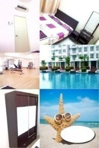 room for rent, single room, george town, Small Room At Summer Place Georgetown Penang Sea View