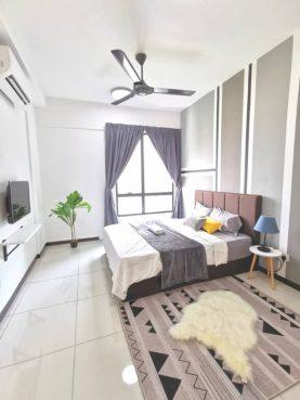 room for rent, studio, butterworth, JRC Studio @ Luminari Fully Furnished Butterworth Prai Perai