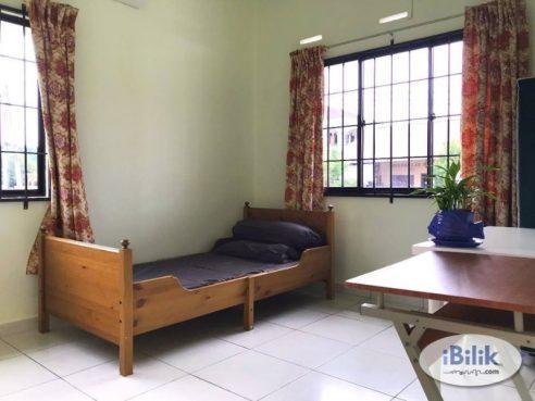 room for rent, medium room, bukit rahman putra, High Speed WIFI Room To let Bukit Rahman Putra
