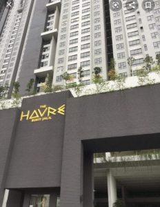room for rent, single room, bukit jalil, The Havre Bukit Jalil Muhibah LRT