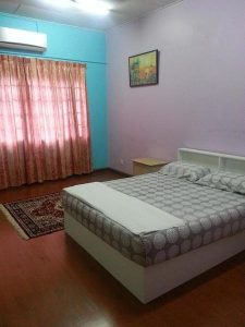room for rent, medium room, taman tun dr ismail, Non-Smoking Unit To let TTDI Include Utilities, Wifi & Security Service