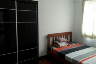 room for rent, medium room, bukit jalil, Non-Smoking Unit To Let with Full Furnished at Bukit Jalil With Wifi, Fully facilities