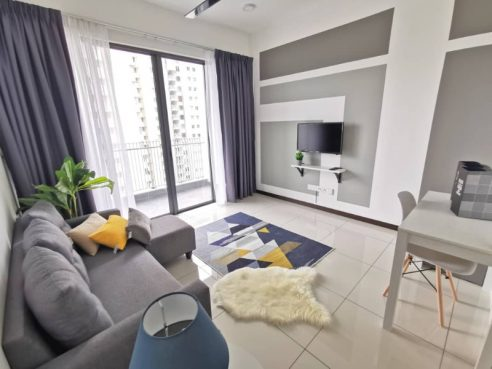 room for rent, apartment, jalan harbour place, 1 Bedroom Condo @ Luminari Fully-furnished Butterworth Prai Perai