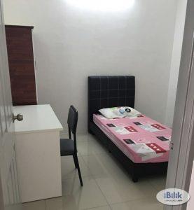 room for rent, medium room, sungai besi, 100MBPS WIFI !! SUNGAI BESI JALAN TASIK UTAMA 5, KUALA LUMPUR