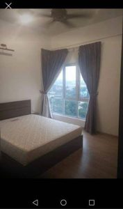 room for rent, master room, bandar tasik selatan, ROOM Available @ Anyaman Residence 5-10 minutes walk to TBS