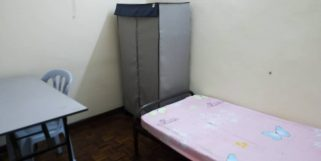 room for rent, medium room, ss 2, With 100MBPS WIFI Room At SS2 With Fully Furnished & Include Utilities!!!