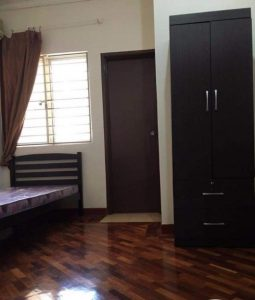 room for rent, medium room, bukit rahman putra, 30 DAY RESERVATION! BUKIT RAHMAN PUTRA SUNGAI BULOH With UNLIMITED WIFI !!