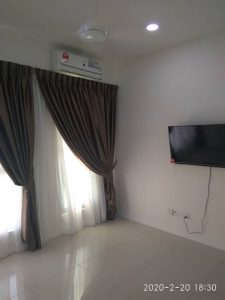 room for rent, medium room, ss7, Fully Furnish Medium Room with wide window