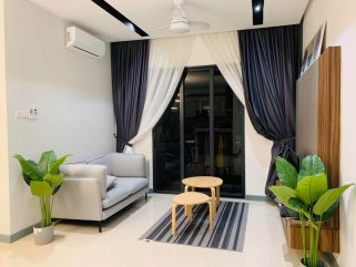 room for rent, master room, bangsar south, Block B Master room with private bathroom car park Fully furnished South View Serviced Apartment Condominium Lrt UM