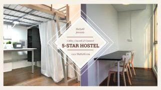room for rent, single room, lrt station kelana jaya, Fully Furnished, Aircond & WiFi Kelana Jaya Coliving Hostel Rooms for Rent Walkable to Kelana Jaya LRT from RM800 per month!