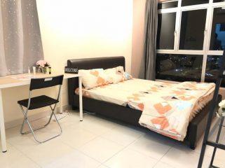 room for rent, master room, sentul, Sentul Master Bedroom For Rent