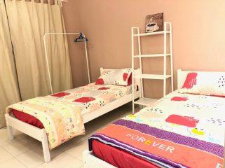 room for rent, medium room, sentul, SENTUL FULLY FURNISHED ROOM