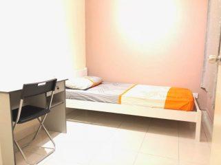room for rent, single room, sentul, SENTUL SINGLE ROOM UTILITIES INCLUDED