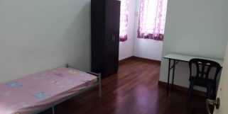 room for rent, medium room, bandar bukit raja, FREE UTILITY! Non Smoking Unit! BANDAR BUKIT RAJA, KLANG