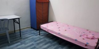 room for rent, medium room, bandar sri damansara, FREE UTILITY! Double Storey House! BANDAR SRI DAMANSARA (SD7)