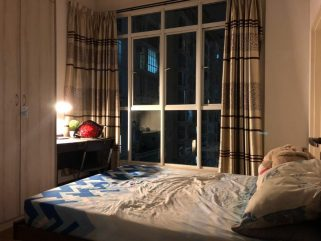 room for rent, master room, usj 1, Master room Impian meridian