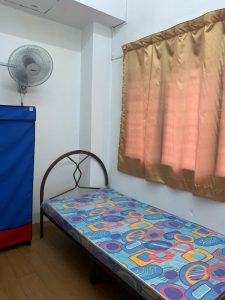 room for rent, single room, taman wawasan, Comfortable Single Room at Taman Wawasan Nearby SetiaWalk Mall with Free Weekly Cleaning!