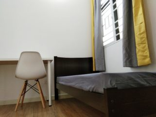 room for rent, master room, bukit jalil, Master Room Available for Rent inc. Utilities, Bathroom & Carpark (Suitable for Couple)