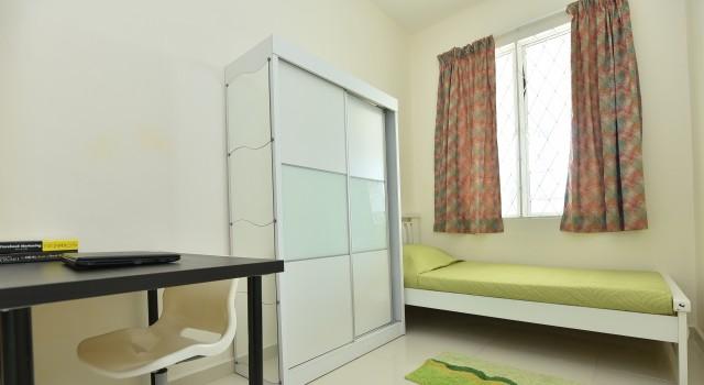 room for rent, medium room, sri petaling, LIMITED OFFER!!! ROOM AT SRI PETALING