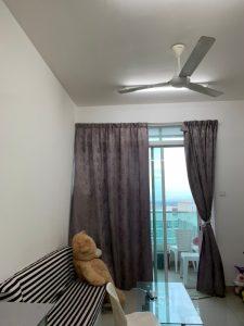 room for rent, medium room, persiaran multimedia, Private medium room with nice view