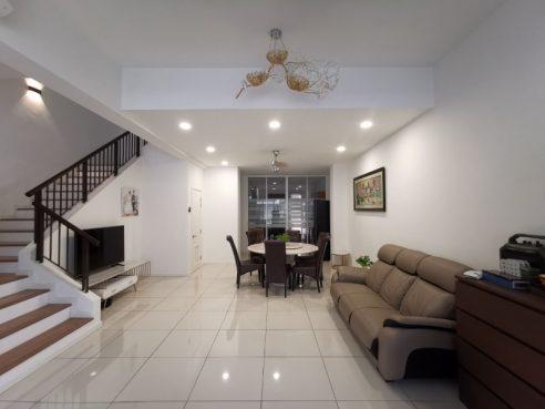 room for rent, landed house, jalan aman, Welcome to move in now – Arahsia, Tropicana Aman, Rimbayu is near to Kota Kemuning, Bandar Saujana Putra