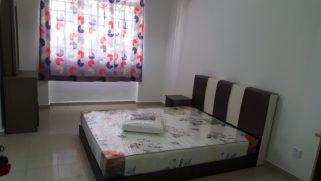 room for rent, master room, bandar sunway, Mentari Court 1 Master Room For Rent/AC/Maid/Wifi. New