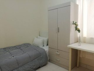 room for rent, single room, bandar sunway, Suriamas Condominium Bandar Sunway Single Room For Rent /Wifi/Maid/New