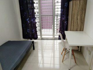 room for rent, medium room, bukit jalil, Medium Room For Rent in Bukit Jalil