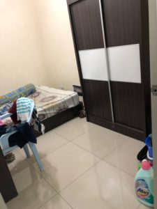 room for rent, single room, setapak, Fully furnished parttion small room for rent at pv15