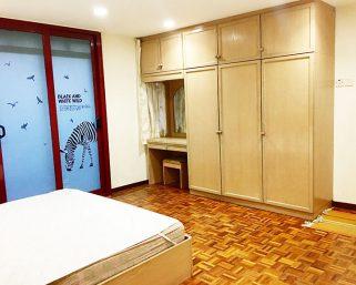 room for rent, master room, phileo damansara il, Fully furnised MASTER BEDROOM @ Astana Damansara Condo next to Phileo MRT