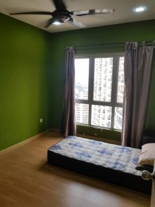 room for rent, master room, kuchai entrepreneurs park, Kuchai Avenue Master Bedroom Aircond Room for Rent
