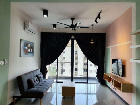 room for rent, apartment, butterworth, APARTMENT FOR RENT | Luminari Residences | Superb Pool View @ Butterworth
