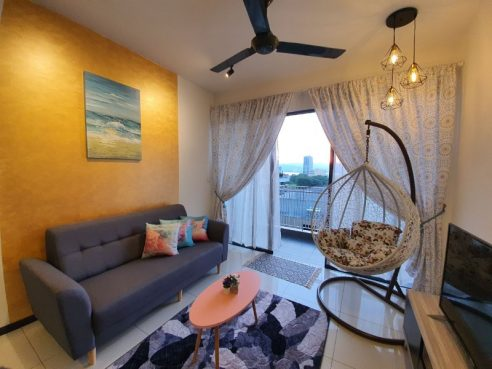 room for rent, apartment, butterworth, APARTMENT FOR RENT | Luminari Residences | Miracle Stay @ Butterworth