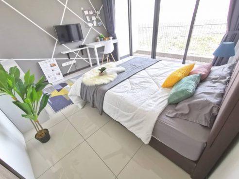 room for rent, medium room, butterworth, Middle Room (Balcony), Butterworth Perai Prai, Luminari Residensi