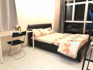 room for rent, master room, sentul, Master Room for Rent @ Sentul (Sky Awani, Zeta Deskye)