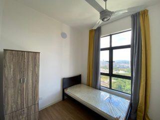 room for rent, medium room, bukit jalil, Middle Room for Rent @ Casa Green