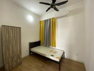 room for rent, single room, bukit jalil, Single Room or Middle Room for Rent @ Bukit Jalil (Casa Green)