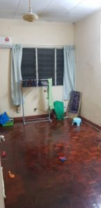 room for rent, medium room, jalan ss 21/34, Pet friendly room