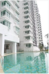 room for rent, apartment, wangsa maju, Saville @ Melawati Condo wth 8 feet Wardrobe & FREE 3 months Maxis Fibre Internet