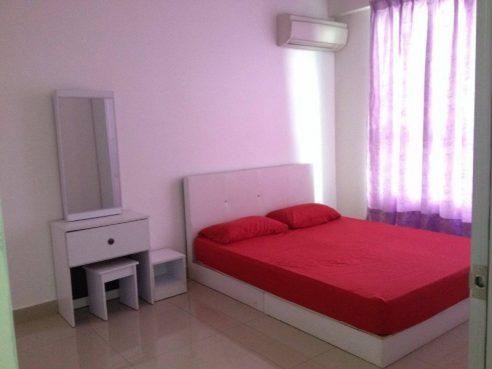 room for rent, medium room, sungai buloh, Accept Short Rent!! Room at Bukit Rahman Putra, Sg Buloh