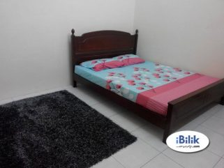 room for rent, medium room, taman tasik prima, Room for Rent at Taman Tasik Prima, Puchong