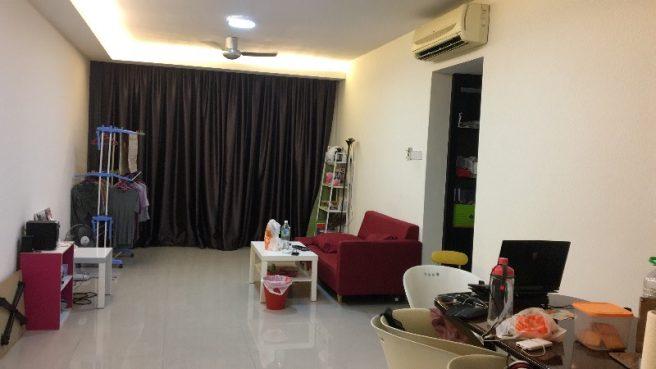 room for rent, master room, sungai besi, Midfield Condominium sungai besi