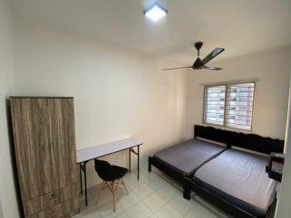 room for rent, medium room, bukit jalil, MCO PROMO! 2 Person Room for Rent @ Bukit Jalil, Jalilmas