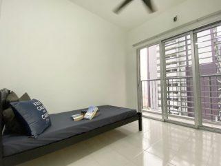 room for rent, common area, setapak, BALCONY ROOM FOR RENT AT DANAU KOTA SETAPAK