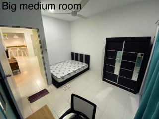 room for rent, medium room, jalan langkawi, Big medium room for rent at setapak