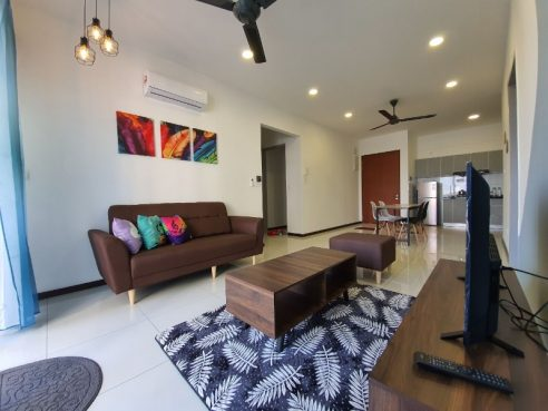 room for rent, apartment, butterworth, Cozy Stay For 4 Pax @ Butterworth | Penang