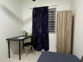 room for rent, single room, bukit jalil, NEW Single Room for Rent @ Bukit Raja, Jalilmas with Utilities